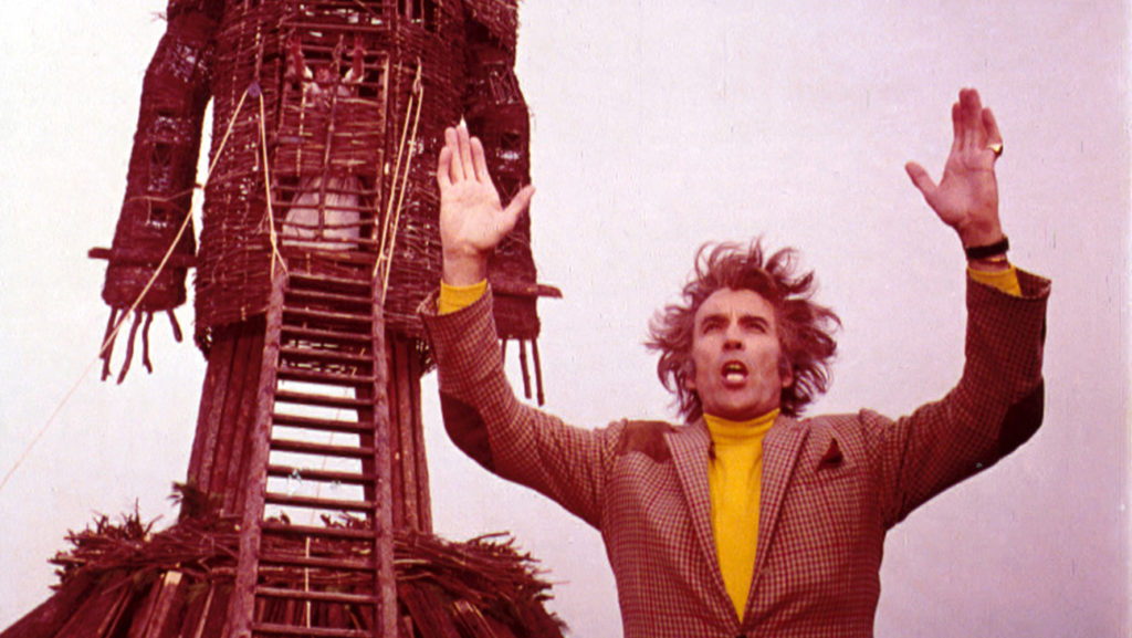 Revisiting 'The Wicker Man'