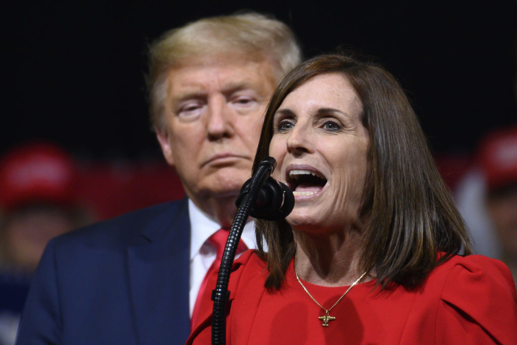 Martha McSally, Arizonans Are Just Not That into You