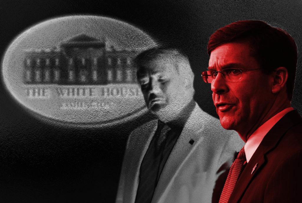 Trump loyalists get top Pentagon jobs after Defence Secretary Mark Esper fired