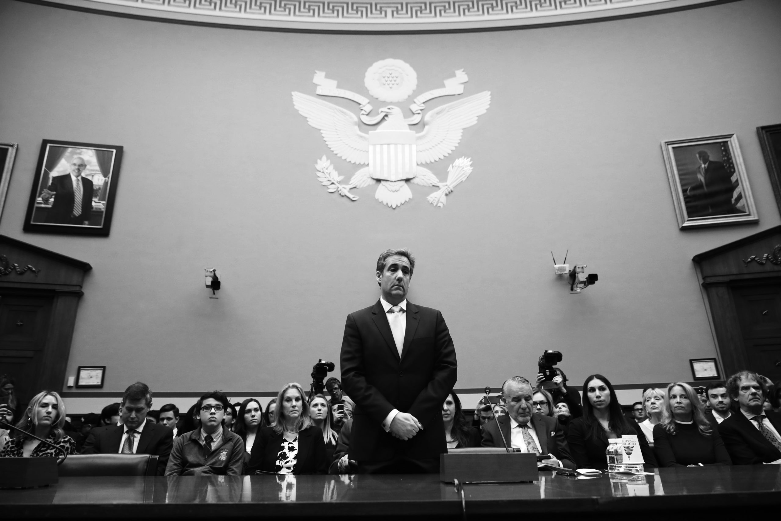 Michael Cohen on What Trump Wants Now - The Bulwark