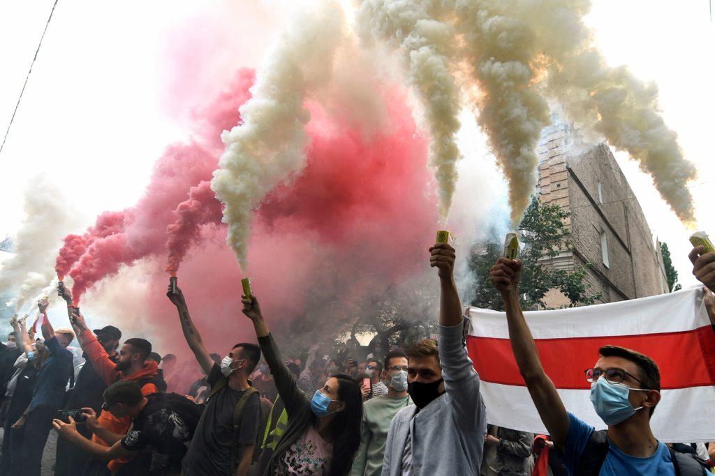 Biden's Defense of Democracy Can Begin in Belarus