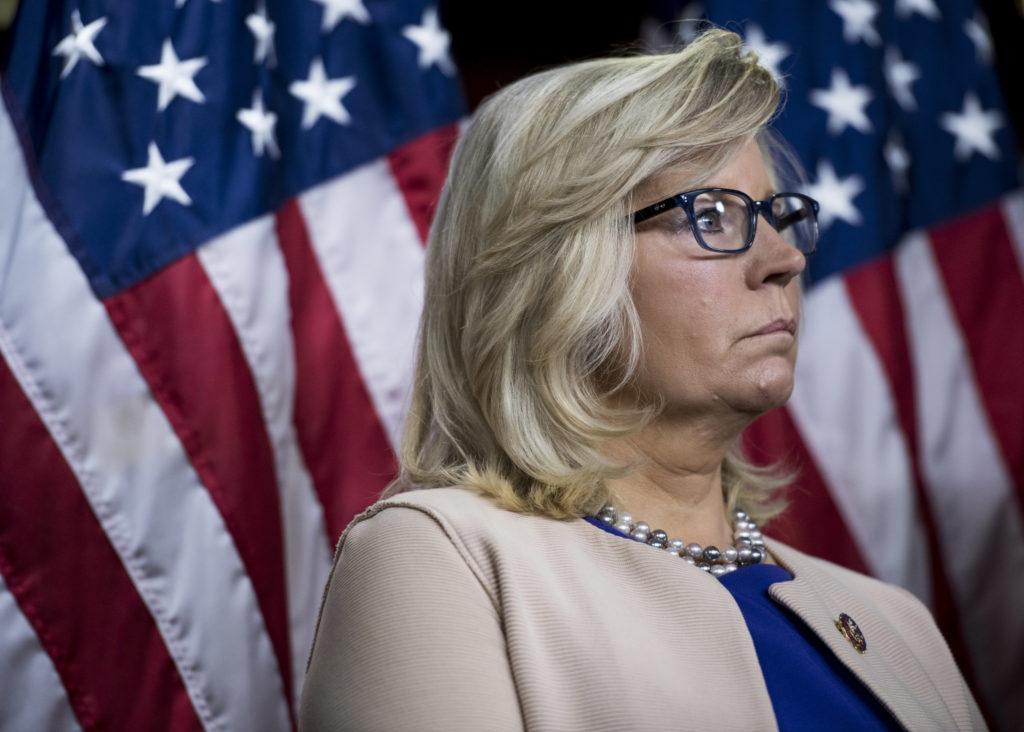 Liz Cheney's Finest Hour