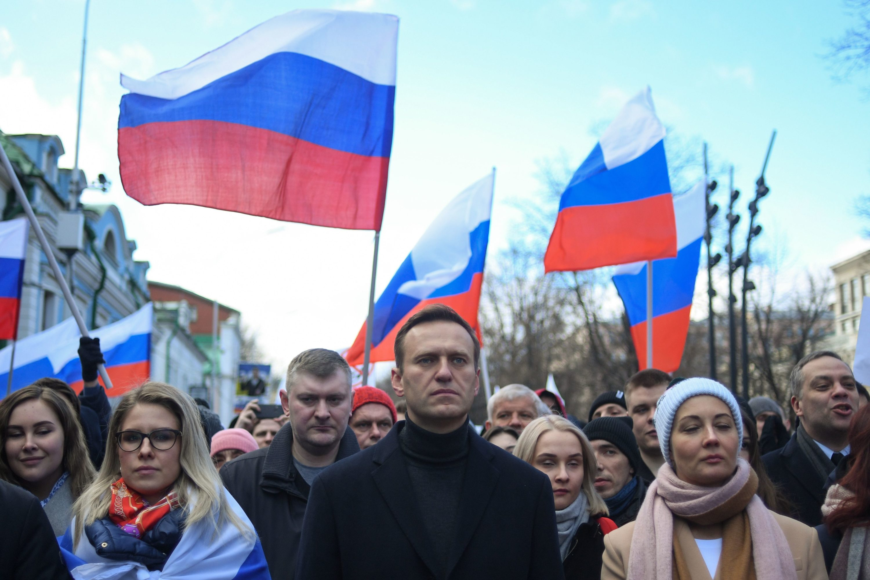 House Republicans Look Pathetic Compared to Navalny - The Bulwark