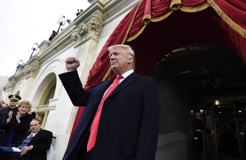 Trump Always Had a Whiff of Fascism