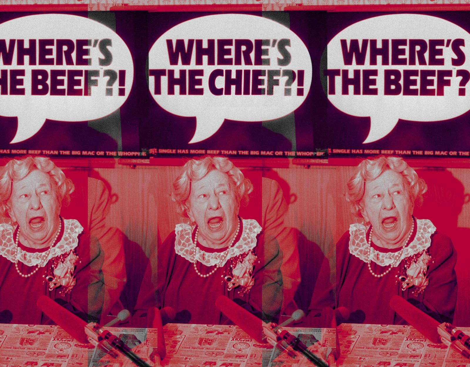 Where's the Chief? - The Bulwark