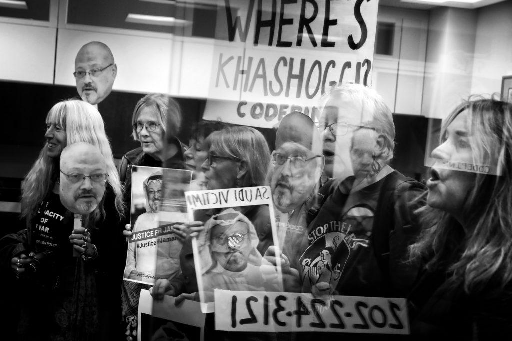 Biden and Khashoggi