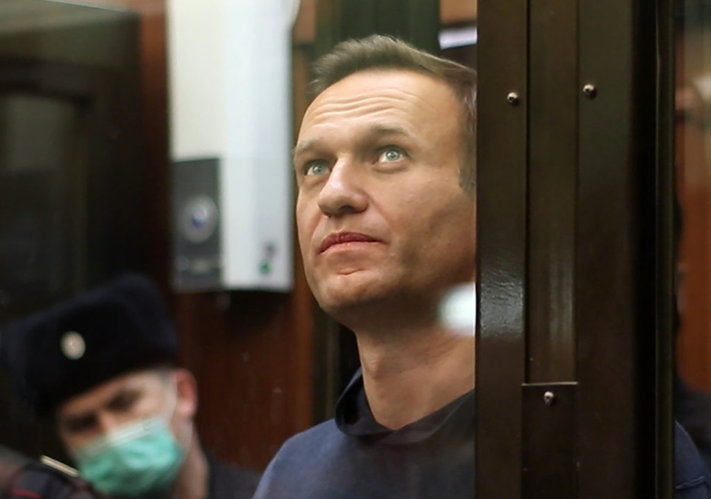 Navalny Walks in the Footsteps of the Great Russian Dissidents