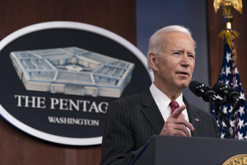 Can Biden Restore the Pentagon's Balance of Power?