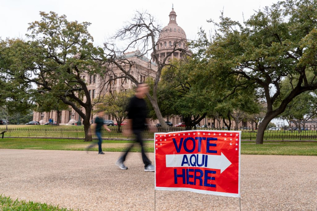 Here's How the Texas GOP Wants to Restrict Voting