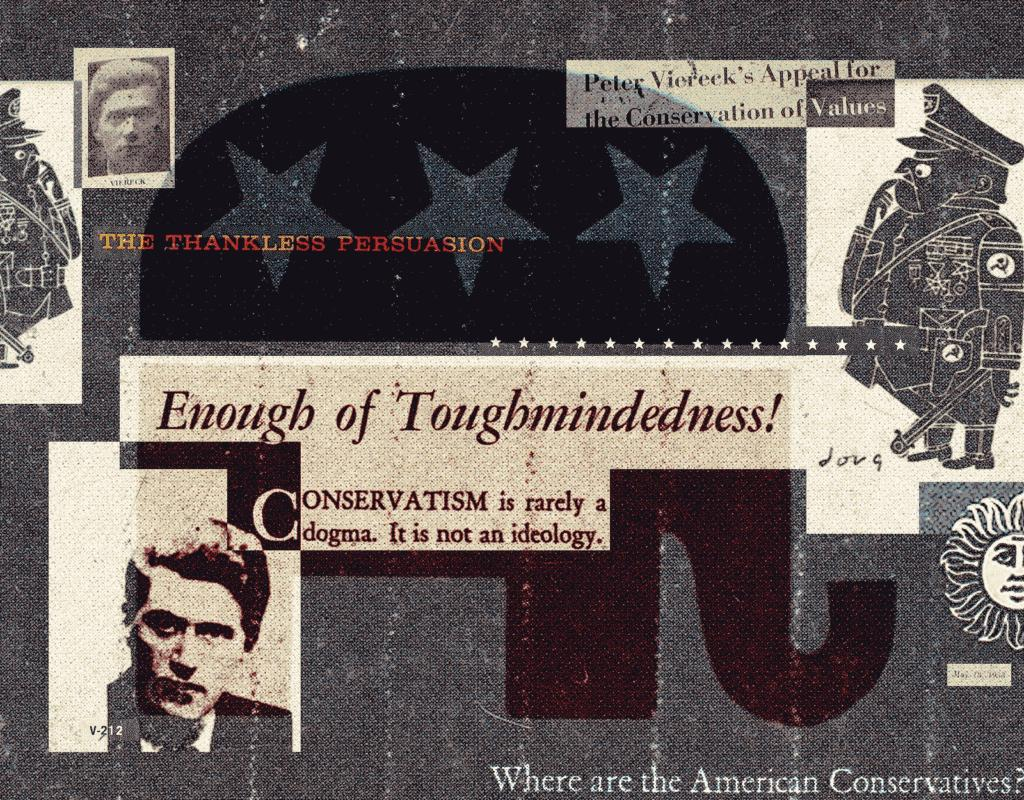 The Long History of Fighting Over the Term 'Conservative'