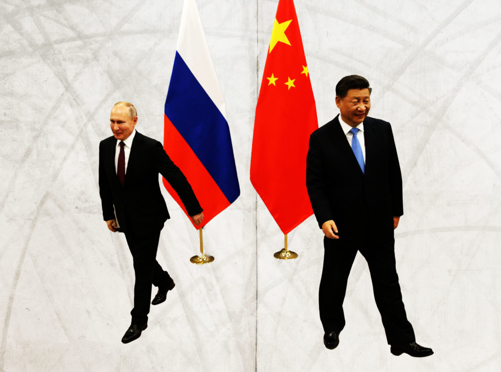 Keep One Eye on Xi and the Other on Putin