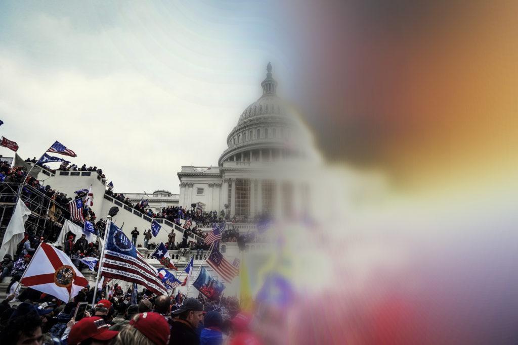 This Week in Republican Insurrection Erasure