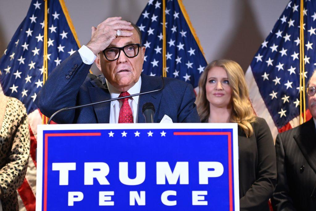 Keep an Eye on Team Trump's Legal Woes