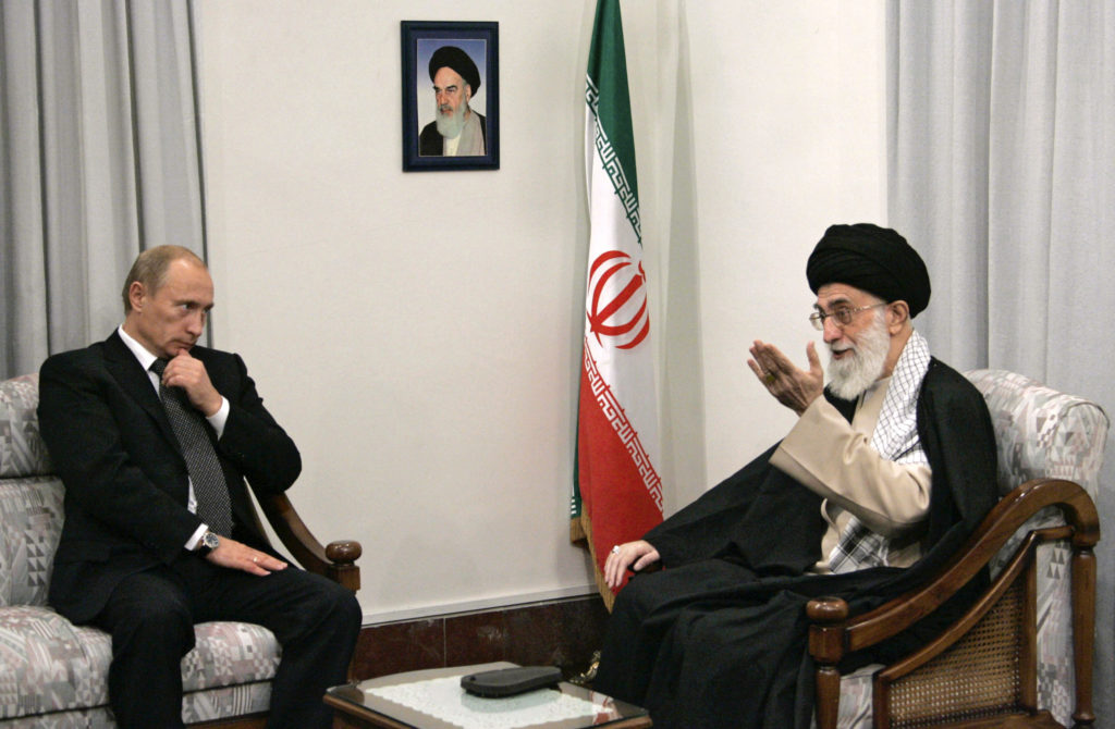 What Happens When Putin and Khamenei Die?