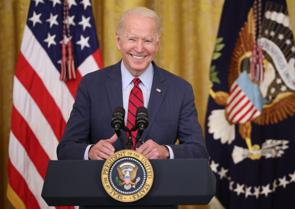 Bipartisan Biden Continues to Be Better at Politics Than You