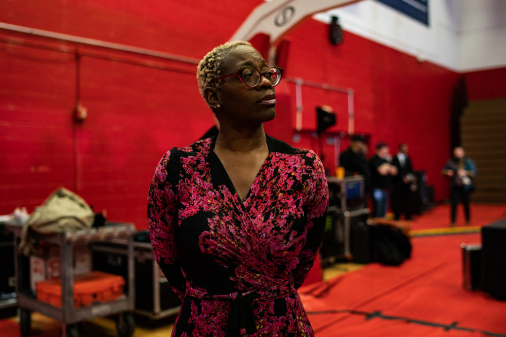 Nina Turner Wants to Be the Squad's Nick Naylor