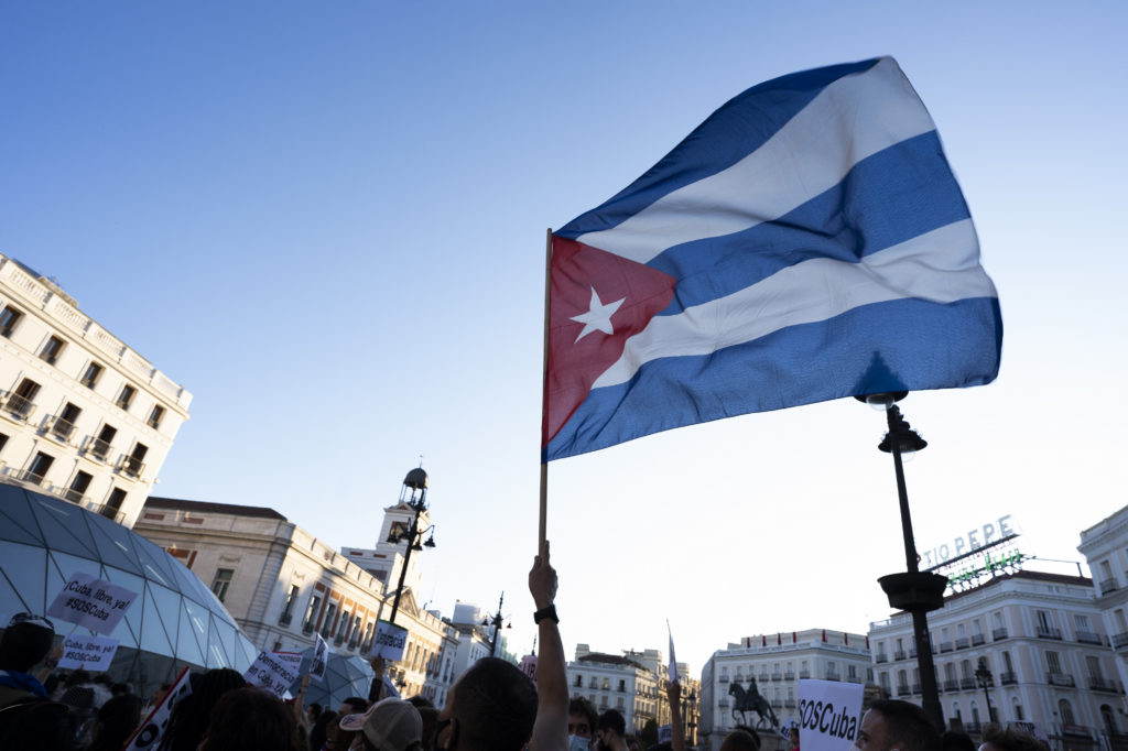 As Cubans March for Freedom, Democrats Are Split