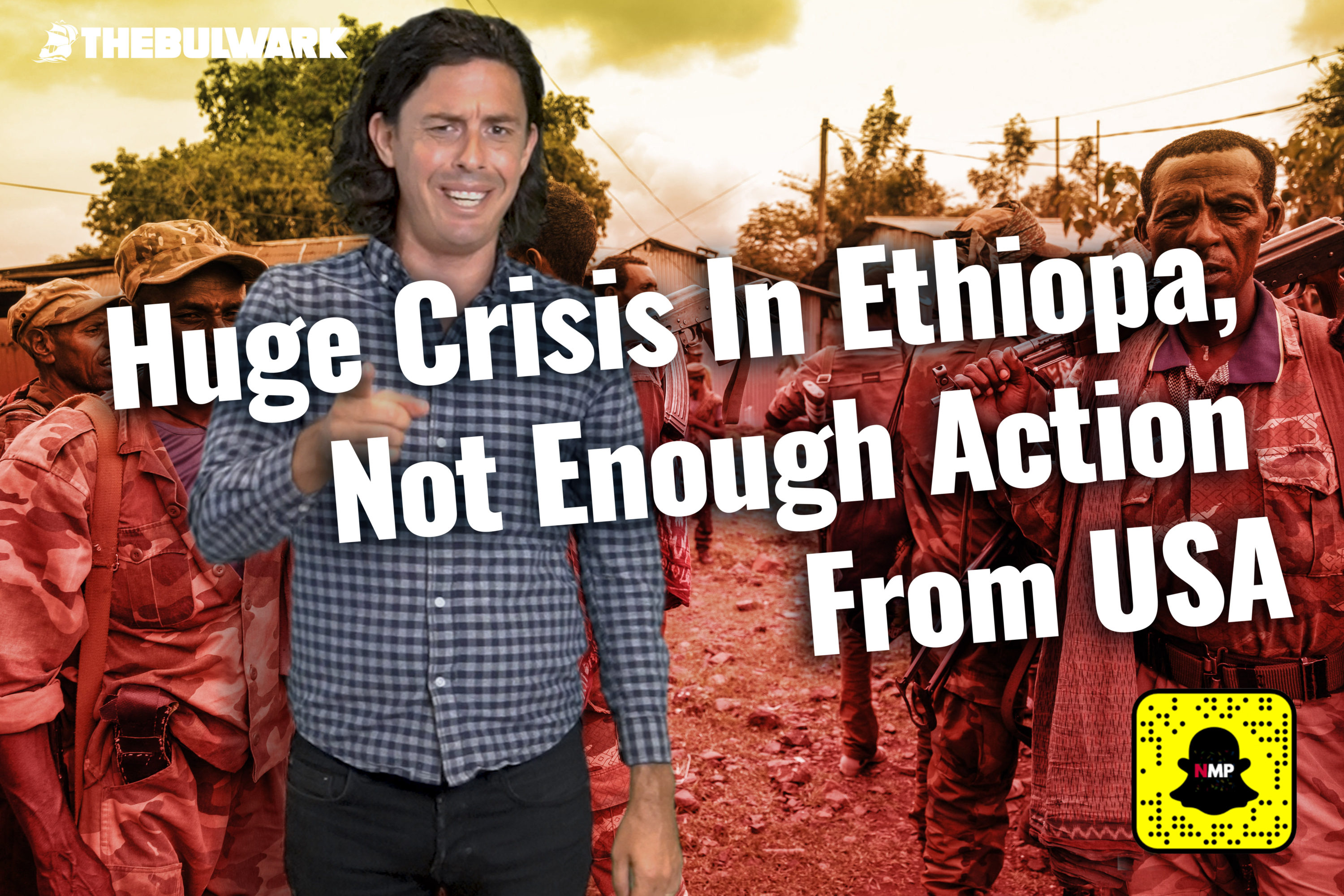 Not My Party: What's Going on in Ethiopia (And Why You Should Care)