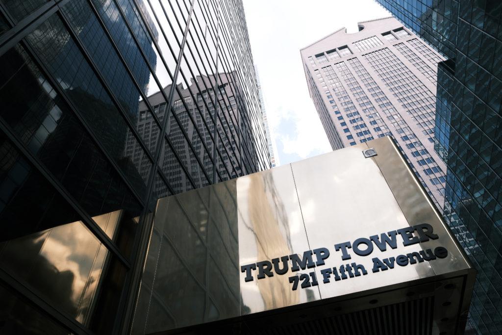 DOJ: IRS Must Give Congress Trump's Tax Returns