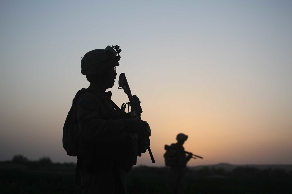 The Catastrophic U.S. Exit from Afghanistan