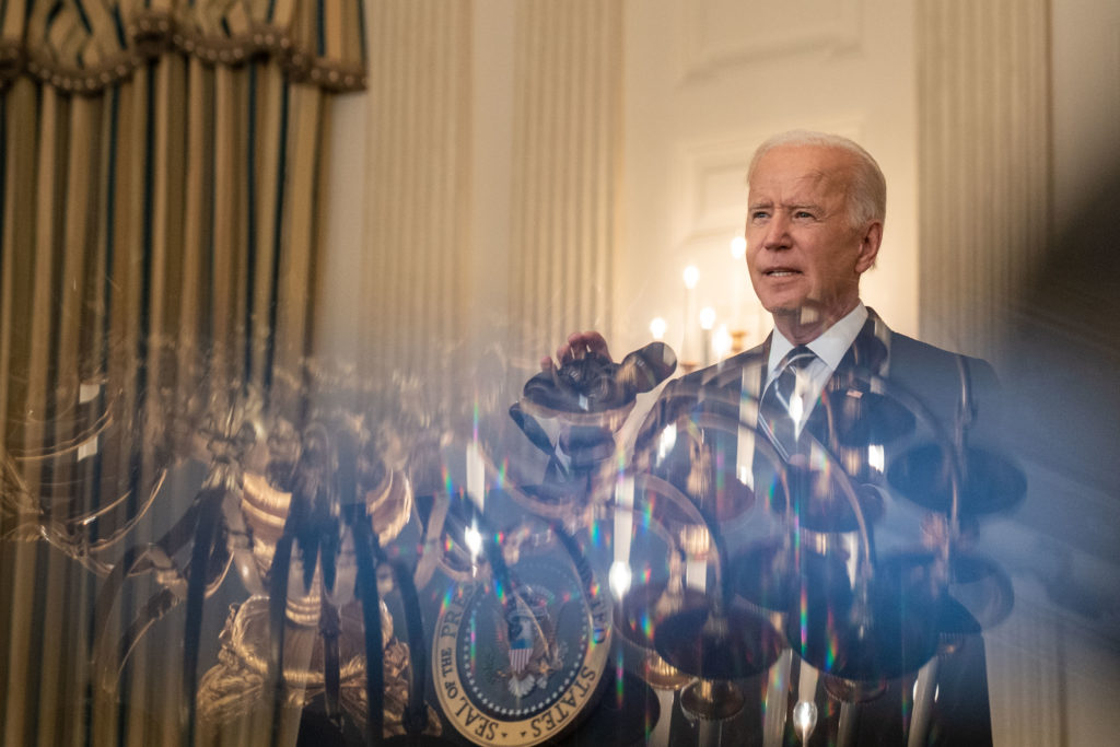 Are Biden's New Vaccination Mandates Legal?