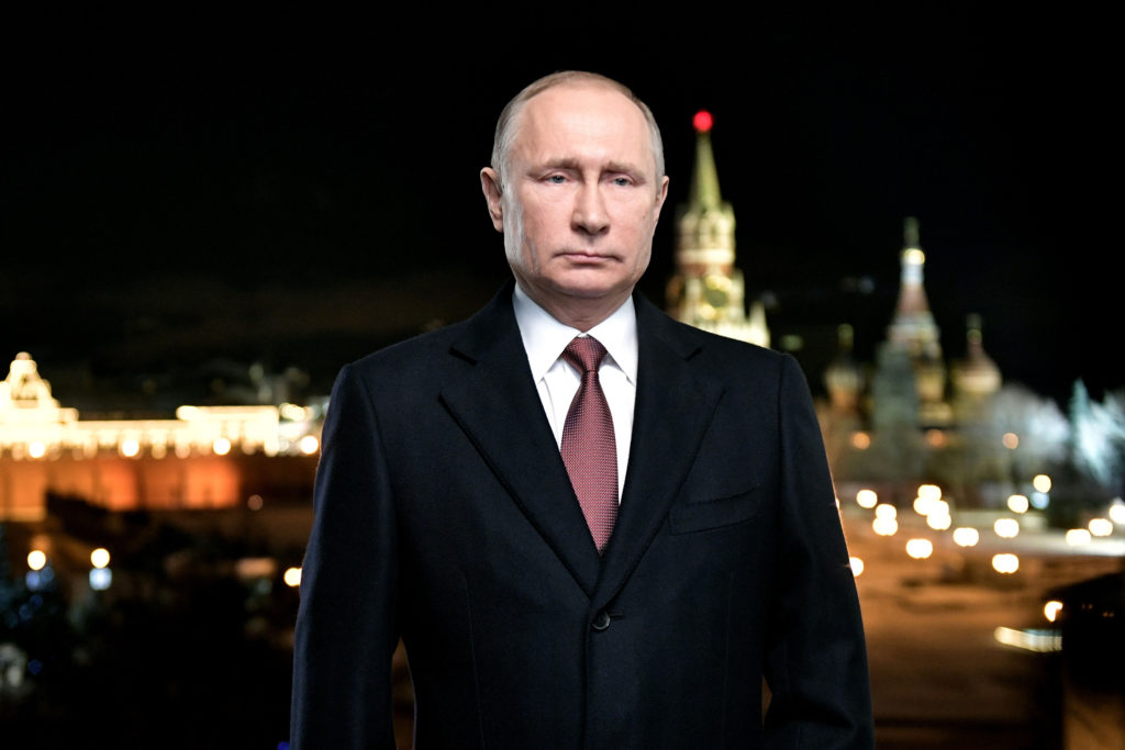 Putin Is Quarantining. What Would Happen If He Died?