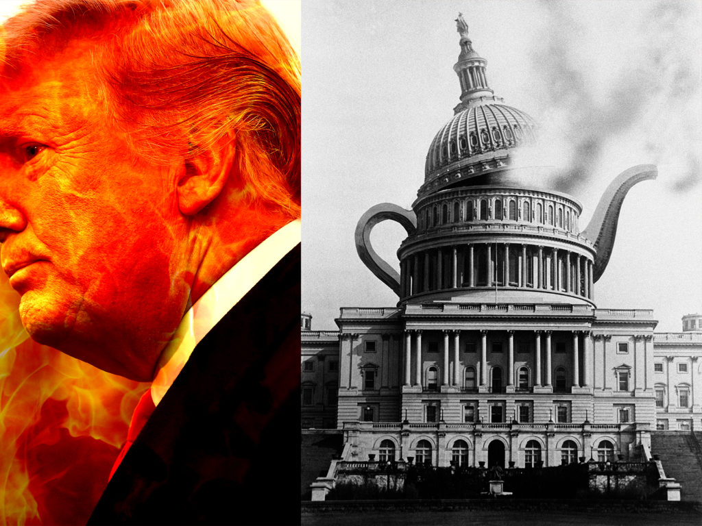 Trump-Era Corruption Eclipses Even Teapot Dome